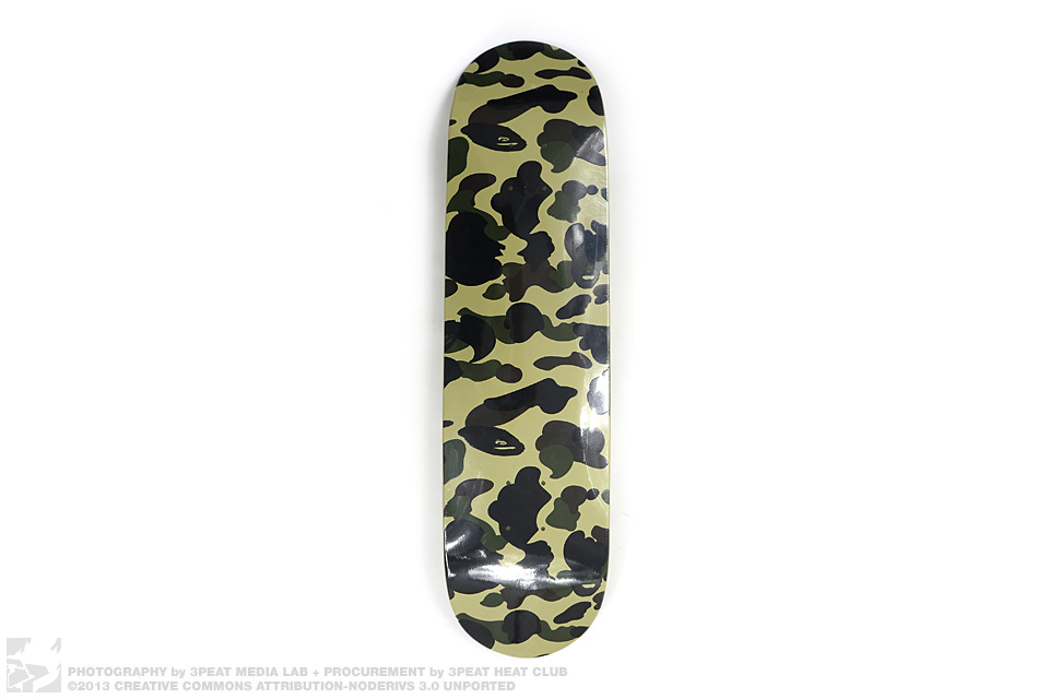 1st Camo Skateboard / Skate Deck, main photo