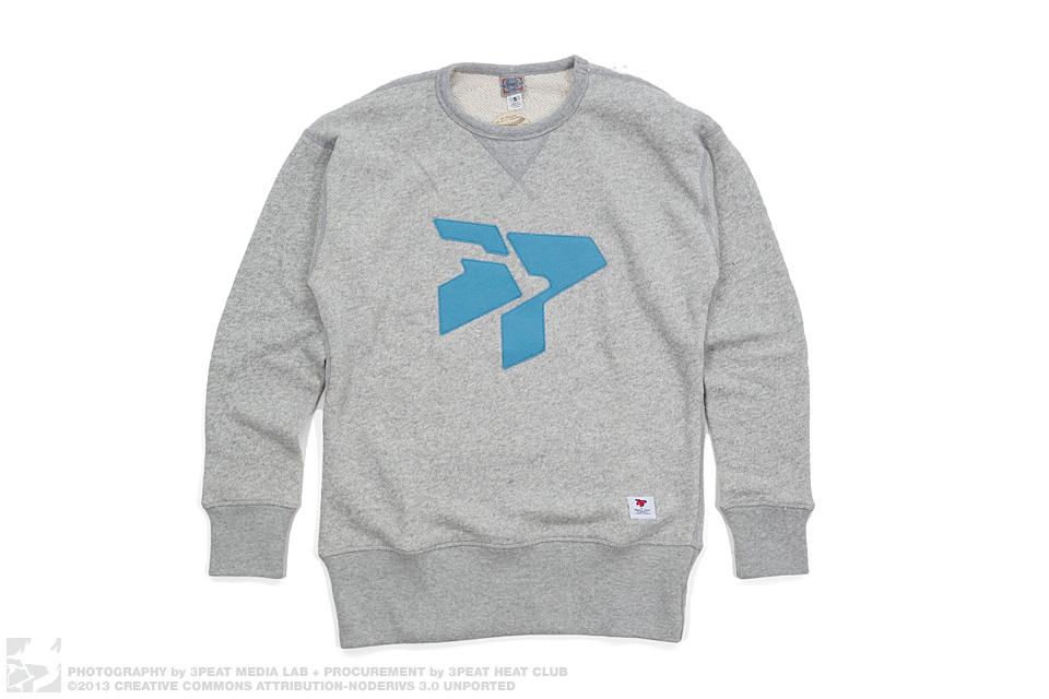 Classic Logo Heather Crewneck Sweatshirt, main photo