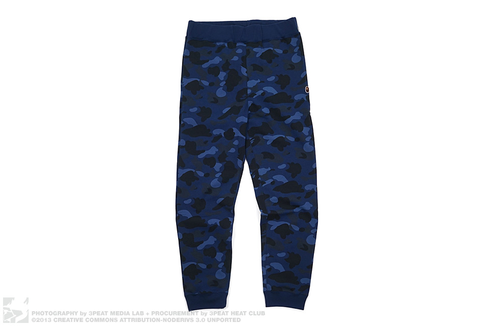 Color Camo Sweatpants, main photo