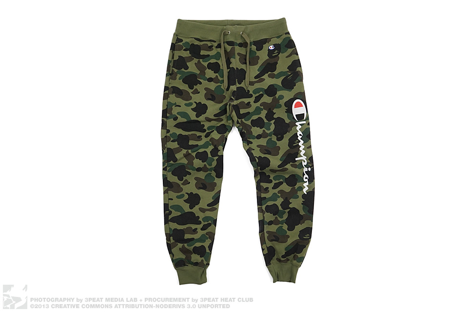 Ultiamte 1st Camo Sweatpants, main photo