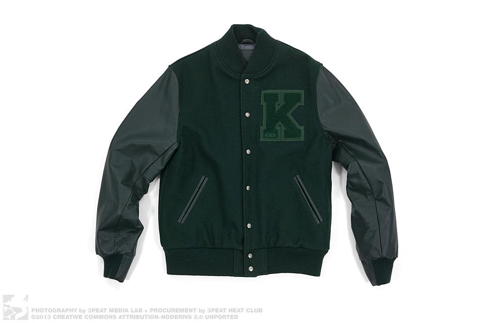 Kith Set Varsity Jacket, main photo