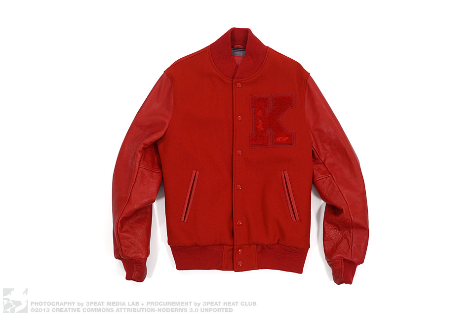 Kith Set Varsity Jacket, main photo