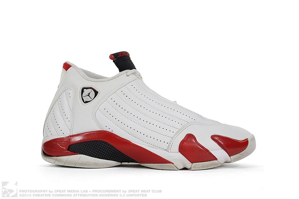 """Air Jordan 14 Retro """"Candy Cane"""", main photo"""