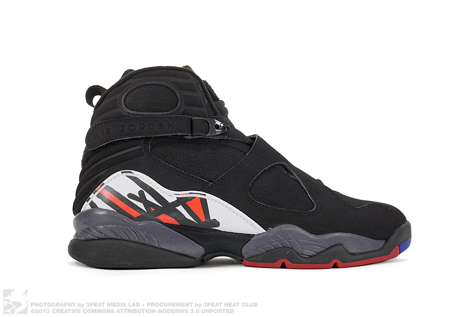 "Air Jordan 8 Retro ""Playoff"", main photo"