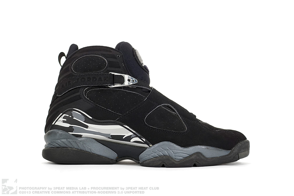 "Air Jordan 8 Retro ""Chrome"", main photo"