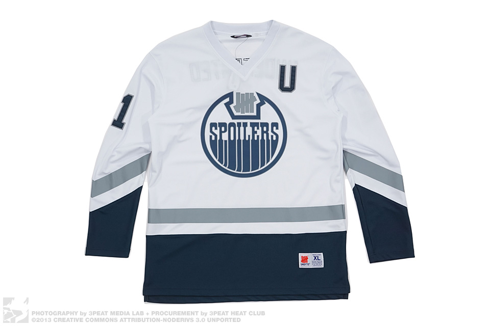 Spoilers Hockey Jersey, main photo