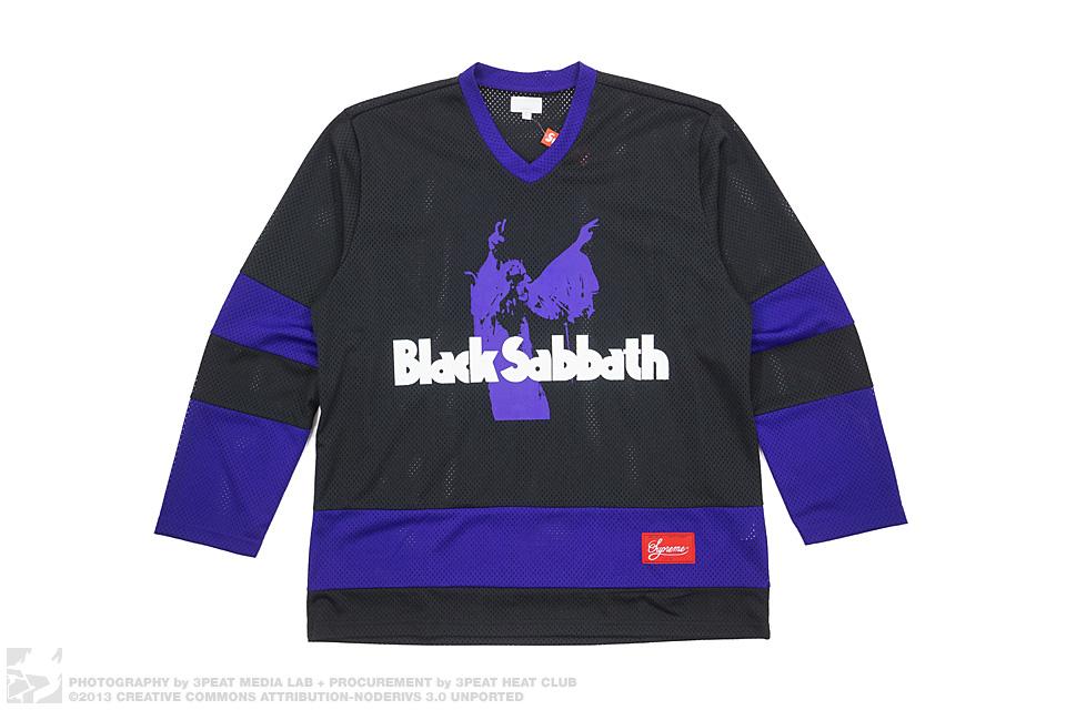 Black Sabbath Hockey Jersey, main photo