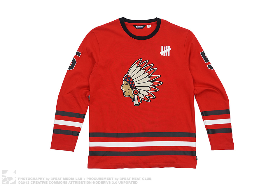 Blackhawks Hockey Jersey, main photo