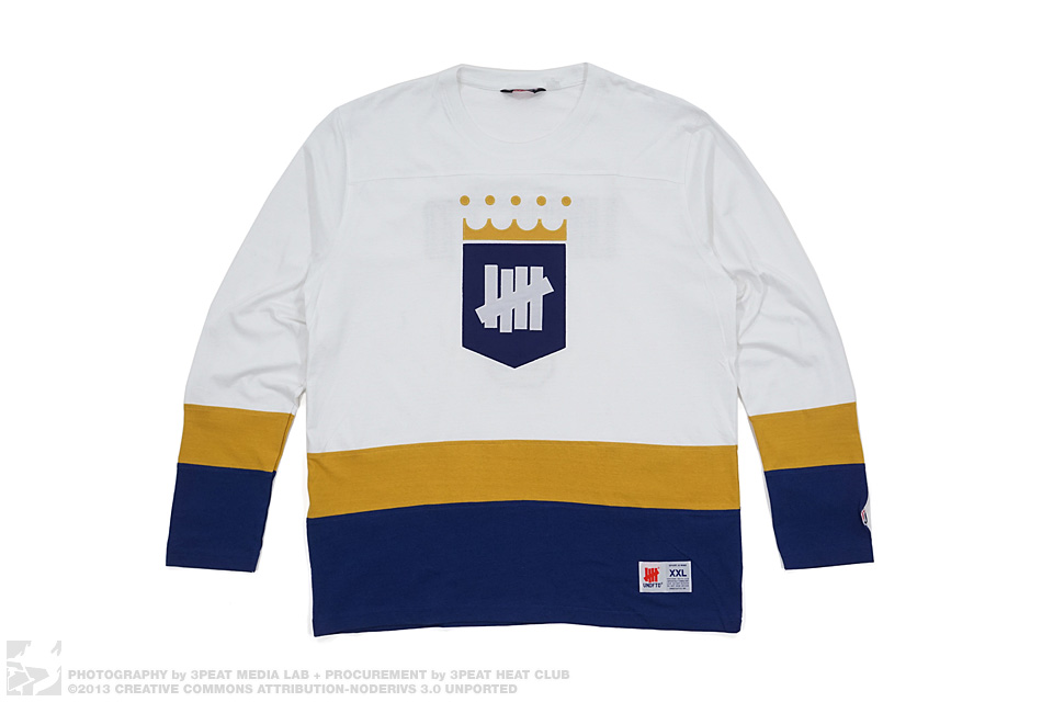 5 Strikes Crown Logo Hockey Jersey, main photo