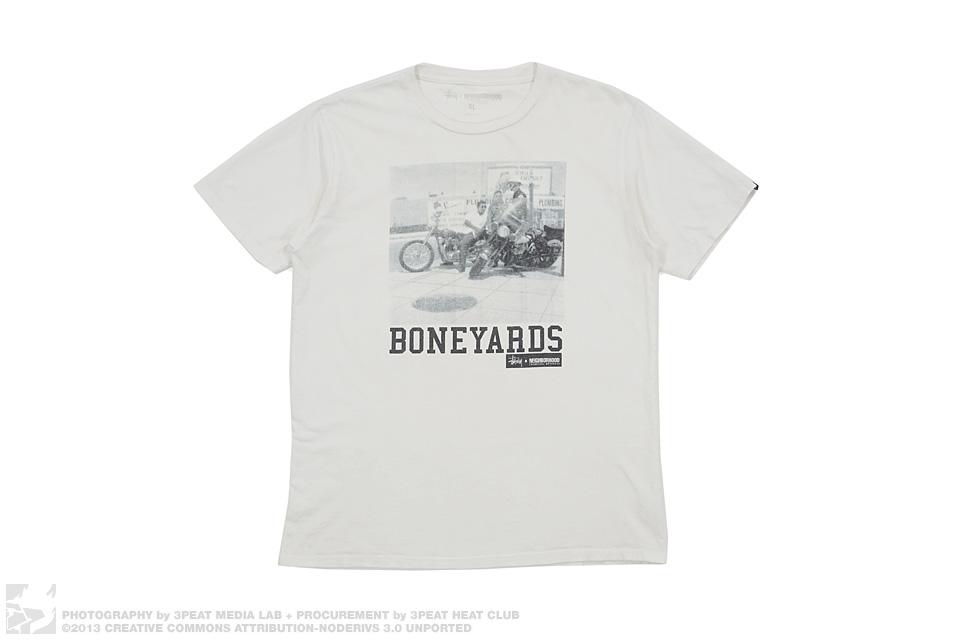 Boneyards Motorcycle Crew Tee, main photo