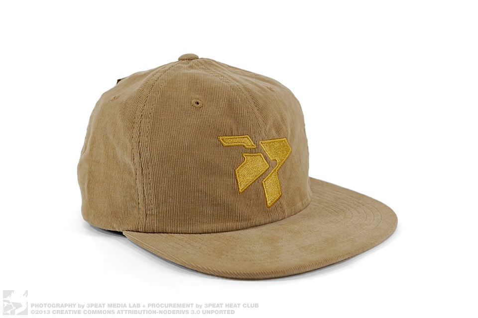 Home Cord Advantage Unstructured Strapback Cap, main photo