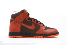 Dunk High One Piece Laser by Nike