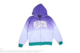 BBC FULL LOGO GRADIENT HOODIE by BBC/Ice Cream