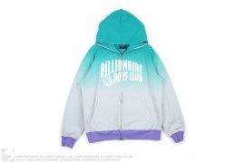 FULL LOGO GRADIENT HOODIE by BBC/Ice Cream