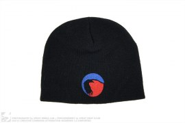 Eagle Logo Beanie by UXA