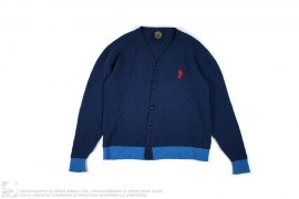 WOOL CARDIGAN SWEATER by BBC/Ice Cream