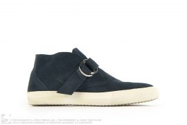 D-RING SUEDE BOOT TRAINERS by Pierre Hardy