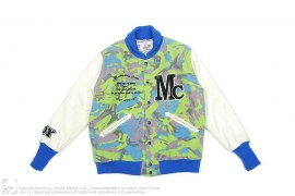 Trick Eater Premium Leather Varsity by MackDaddy