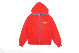 THERMAL FULL ZIP HOODIE by BBC/Ice Cream