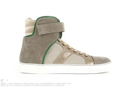 Velcro High Top Sneakers by Lanvin