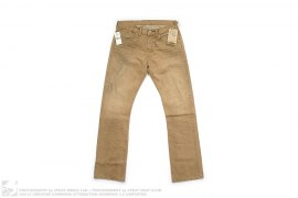 Slim Boot Cut Colored Vintage Wash Denim by Ralph Lauren x RRL