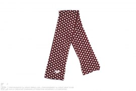 Polka Dot Knit Scarf by Comme des Garcons x H&M