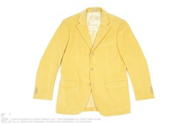 Corduroy Sports Coat Blazer by Cantarelli