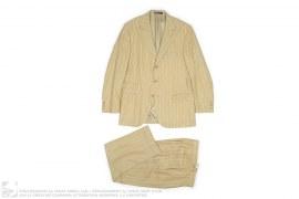 Polo Virgin Wool Rayon Lined Blue Label Italian Suit by Ralph Lauren