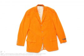 Polo Corduroy Italian Made Blazer Sport Coat by Ralph Lauren