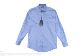 Black Label Striped Button-Up Shirt by Ralph Lauren