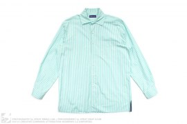 Purple Label Striped Button-Up Shirt by Ralph Lauren
