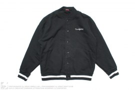 Sweat Varsity Jacket by Undefeated