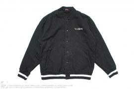 Sweat Varsity Jacket by Undefeated