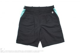Moon Man Cotton Sports Shorts by BBC/Ice Cream