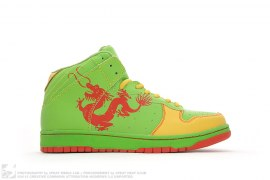 Season 1 Dragon High Top Sneakers by JB Classics