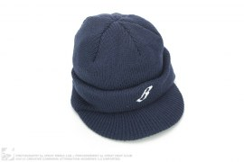 B Logo Duck Bill Knit Beanie by BBC/Ice Cream
