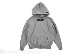 Bow Tie Print Insulated Hood Full-Zip Hoodie by BBC/Ice Cream