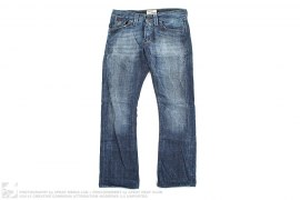 Vintage Wash Boot Cut Denim by Energie