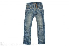 Hong Kong Distressed Vintage Denim by Tough Jeansmith