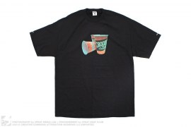 Cup Graphic Tee by Crooks & Castles