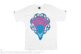 Medusa Chains Bandanna Bandito Graphic Tee by Crooks & Castles