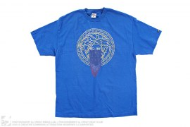 Medusa Bandanna Bandito Graphic Tee by Crooks & Castles