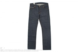 Straight Leg Raw Denim by 4 Stroke New York