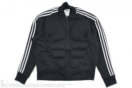 Gorilla TT Muscles Track Jacket by Jeremy Scott x adidas