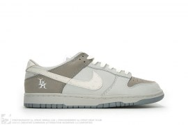 White Dunk ID LA by NIKEiD