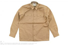 X-Eyes Pocket Shirt Jacket by OriginalFake