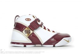 Zoom Lebron 5 V PE CTK Home HOH by Nike x LeBron James