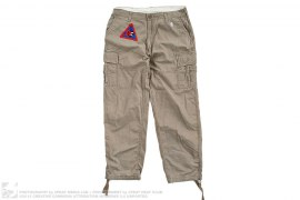 Applique Moon Man Cargo Pants by BBC/Ice Cream