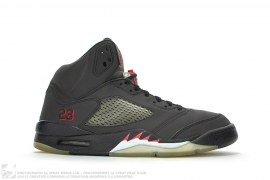 Air Jordan V 5 Raging Bull Black 3M by Jordan Brand