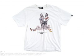 Vintage Runners Group Photo Tee by KIKS TYO